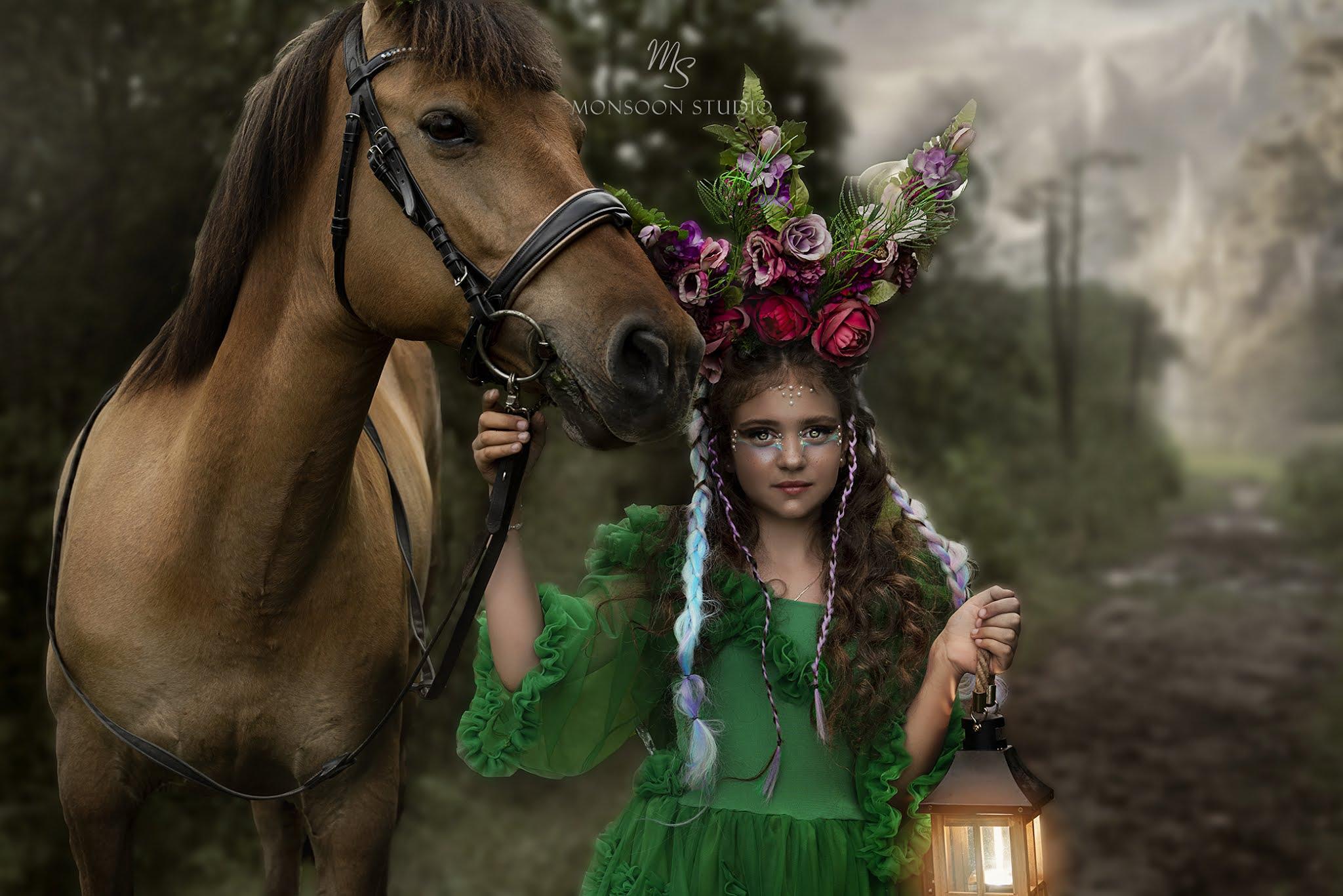 fotografia z koniem, jazda konna, jeździectwo, sesja z koniem, fotografia artystyczna