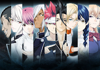 Shokugeki no Souma: Ni no Sara BD Batch Subtitle Indonesia
