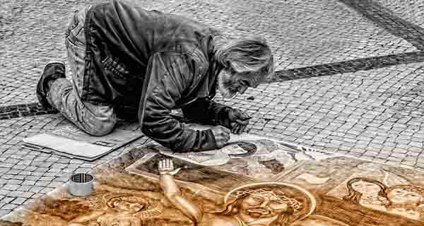 Merancang dan Membuat Karya Seni Rupa Murni