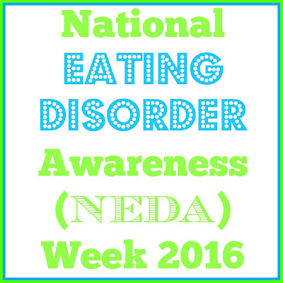NEDAWeek Eating Disorders