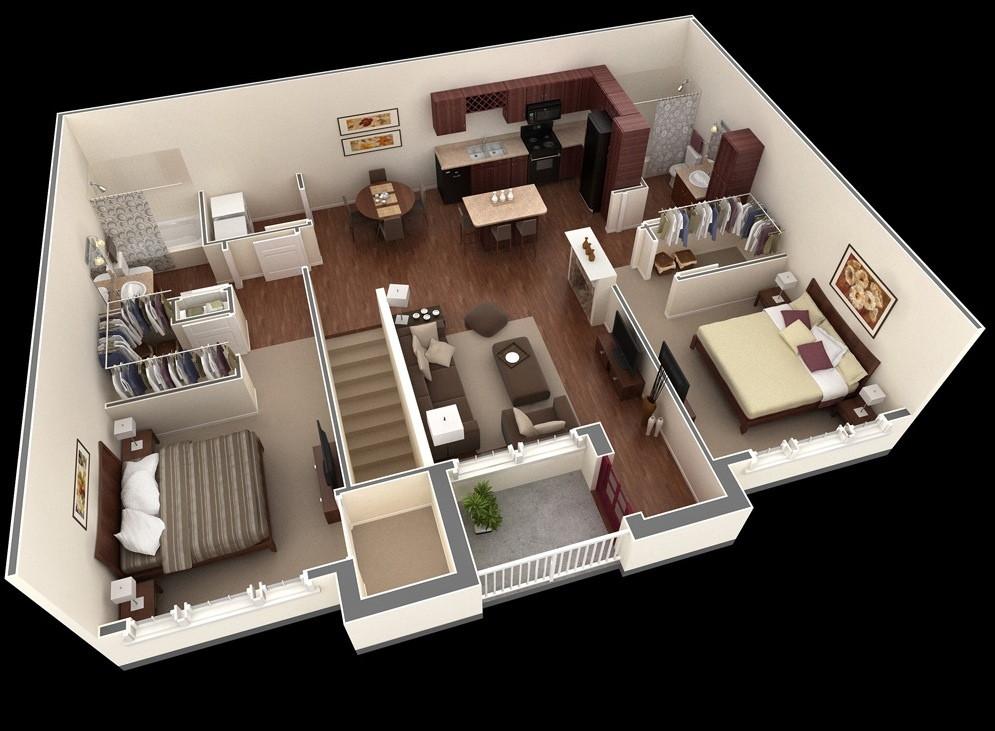 THOUGHTSKOTO Two Roomed House Designs Html on