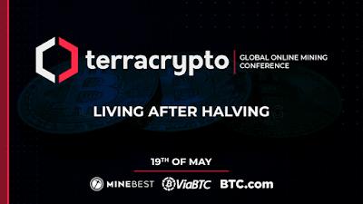 19 мая состоится онлайн-конференция Terra Crypto 2020