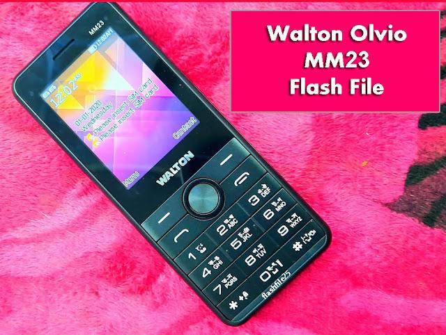 walton mm23 flash file