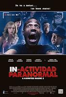 ¿Y Dónde esta el Fantasma? 2 / InActividad Paranormal / Paranormal Movie 2