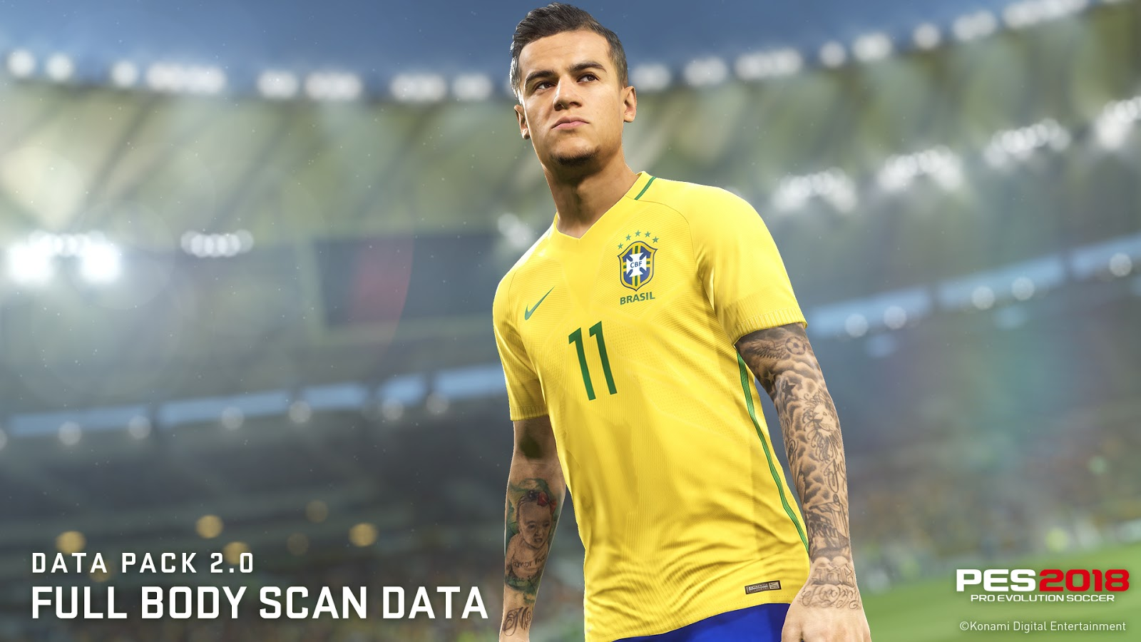 PES 2018 Data Pack 2 [ DLC 2.0 ] For CPY User by Sofyan Andri
