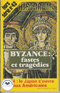 Revue Historama, numéro 43 Hors Série, Byzance