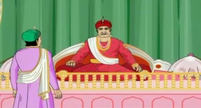 पैसे की थैली  किसकी अकबर  बीरबल के रोचक और मजेदार किस्से  Akbar Birbal Story in Hindi