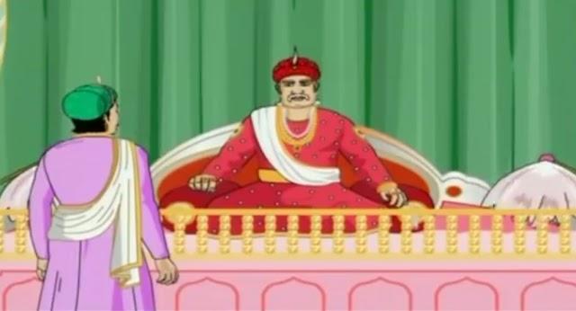 पैसे की थैली किसकी | Akbar Birbal Story ~ thekahaniyahindi