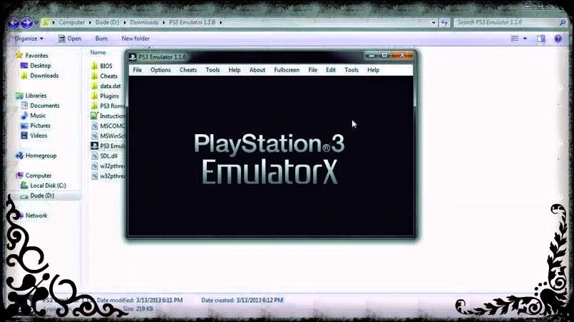 Ps3 Emulator Bios