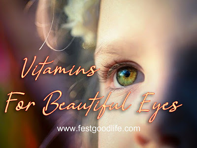 Beautiful eyes sight health