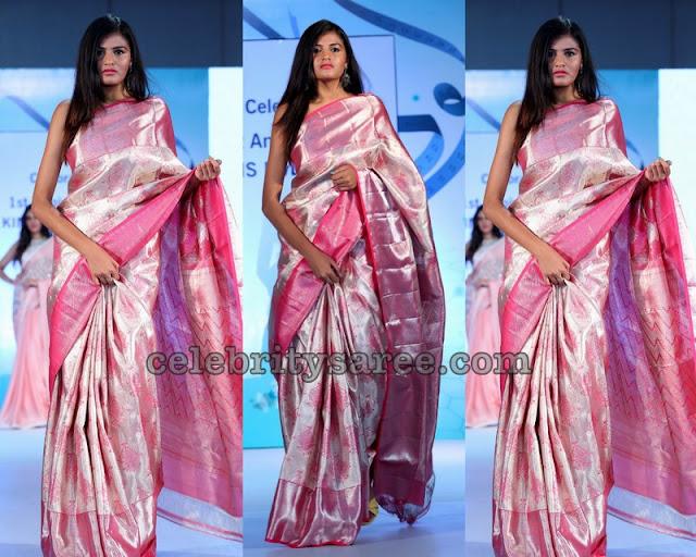 Sindhu Traditional Silk Saree