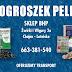 Sprzedaż ekogroszku i peletu