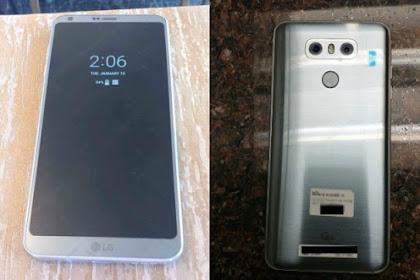 Penampakan LG G6 Perlihatkan Always On Display