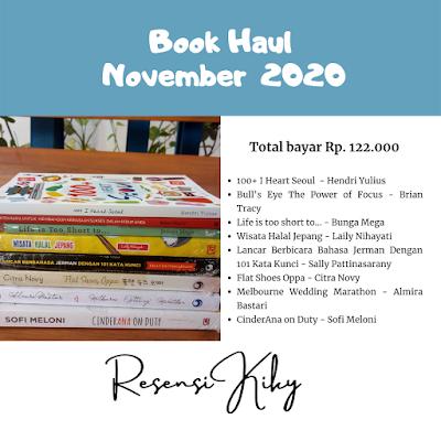 Book haul - sale buku gramedia murah