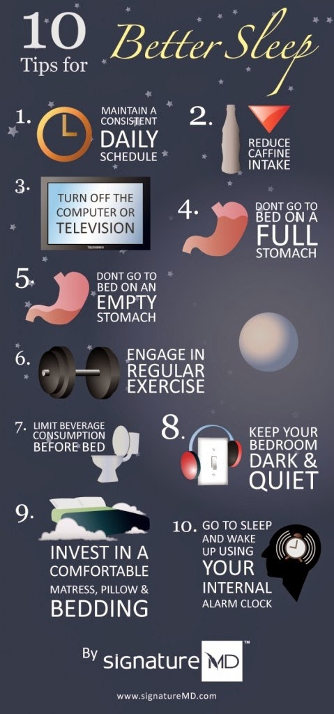 hover_share weight loss - 10 tips for better sleep
