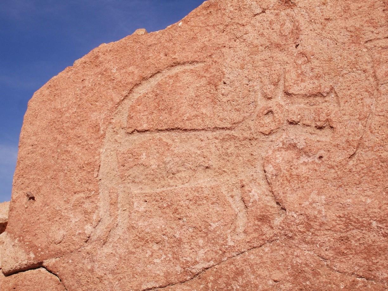 Петроглифы в Иербас-Буэнасе