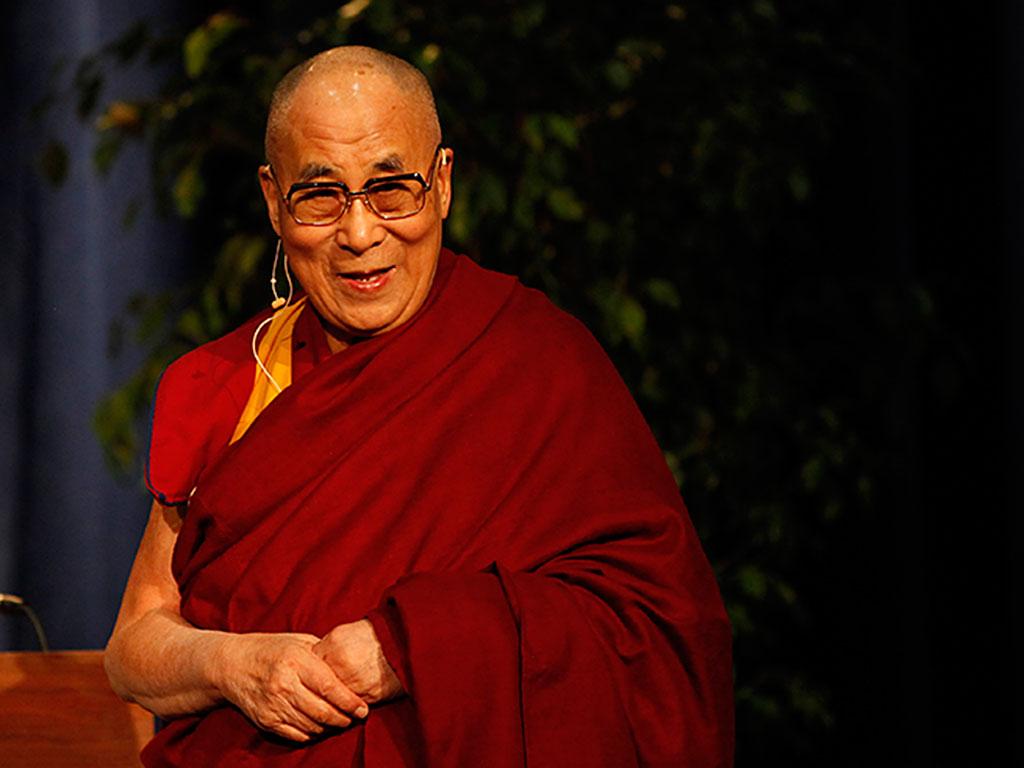Dalai Lama to receive Liberty Medal wallpaper