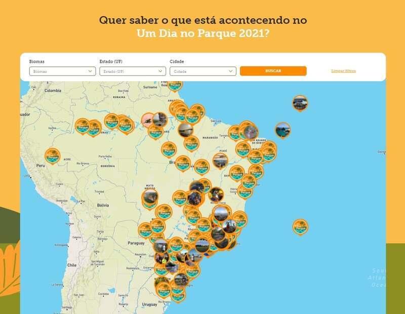 O dia 18 de julho foi marcado pela consolidação do Um Dia No Parque (UDNP), considerado o maior evento de mobilização pelas Unidades de Conservação no Brasil..