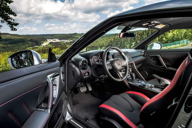Nissan GT-R 2017 - Brasil