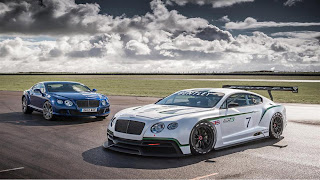 Dream Fantasy Cars-Bentley Continental GT3