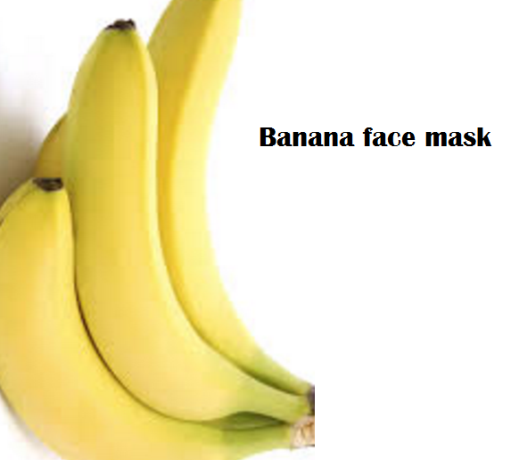 Health Benefits of Banana fruit - Banana face mask