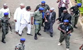Suspended NHIS Boss: We're Not Aware Our Men Followed Him To Office – Police