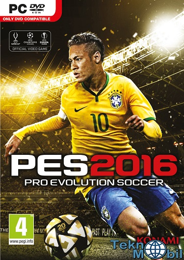 Pro Evolution Soccer 2016 Türkçe RELOADED Tek Link