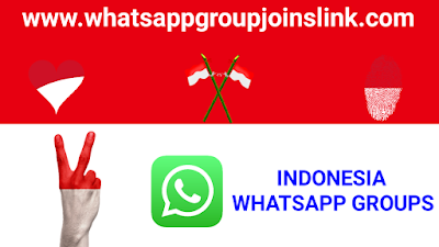 Indonesia Whatsapp Groups | Join Indonesia Whatsapp Group Joins Link