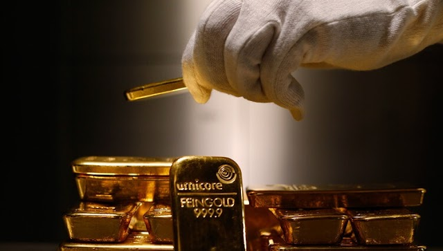 Gold rises despite the rise of the dollar