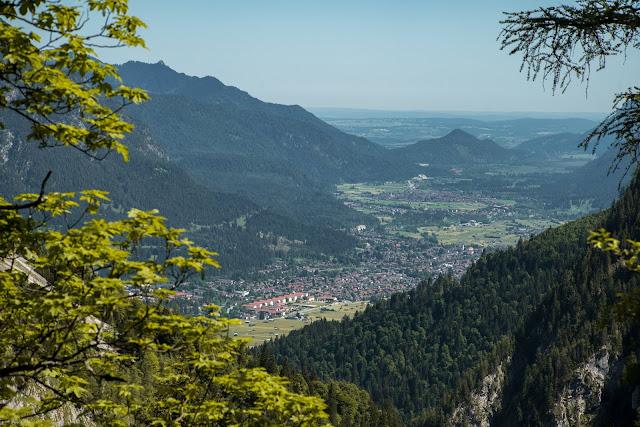 Höllentalklamm und Hupfleitenjoch  Wanderung Garmisch-Partenkirchen 08
