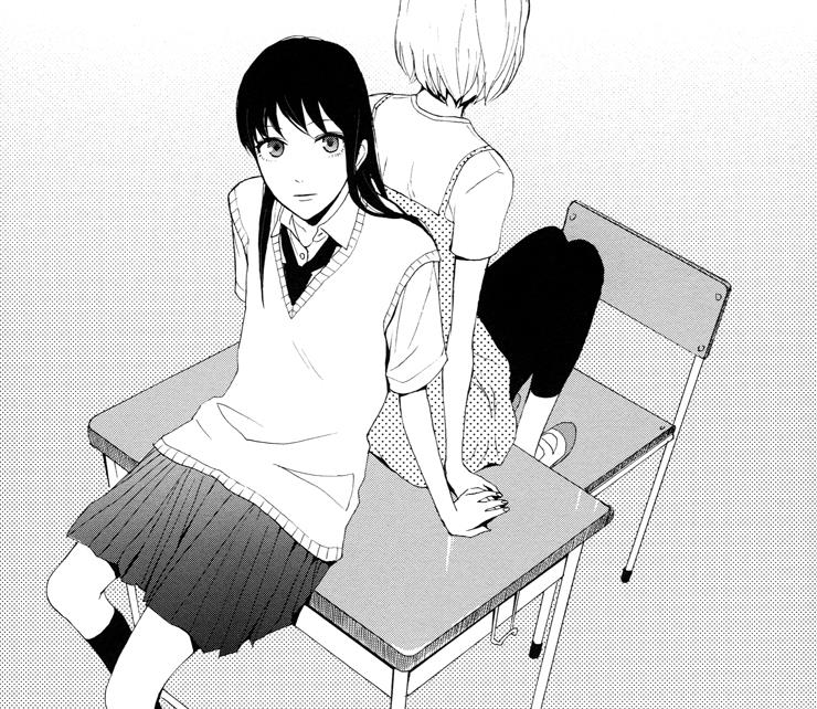Graffiti | Yuri Manga Pdf Download-Read