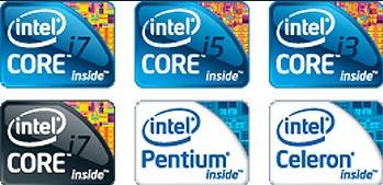 yang biasa dikenal dengan processor atau mikroprosesor Urutan Processor Intel dari Terendah Sampai Tertinggi