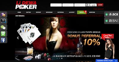 Situs Domino qq Poker Terbaik Dan Terpercaya