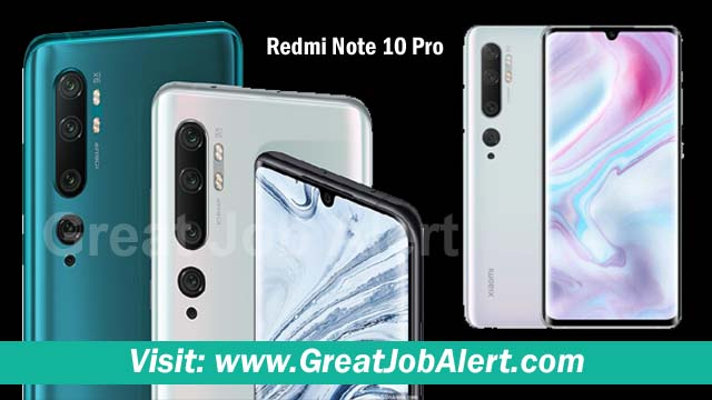 Redmi Note 10 Pro Price in India
