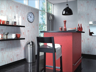 Middle island for kitchen furniture idea
