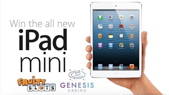 Sorteio de um Apple iPad Mini!