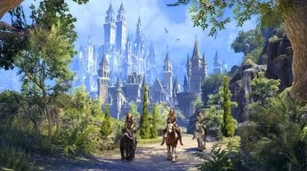 Elder Scrolls Online's Story Is More Beginner Friendly
