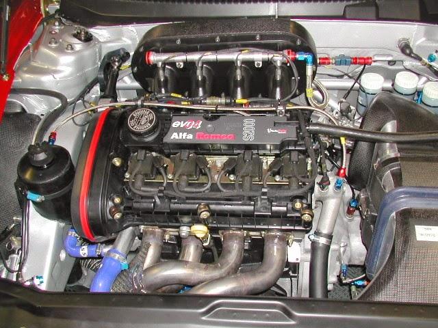 Automotive Database: Alfa Romeo 156
