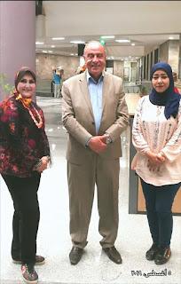 ندوة تعريفية بالأكاديمية العربية للعلوم والتكنولوجيا