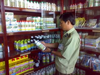 Tổ chức, cá nhân có hành vi vi phạm quy định về sử dụng thuốc bảo vệ thực vật bị xử phạt như thế nào?
