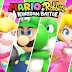 Combine and fight in Mario+Rabbids Kingdom Battle Out Now