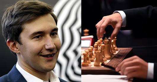 After 7 Draws, Russian Grandmaster Wins Game 8 of World Chess Championship
