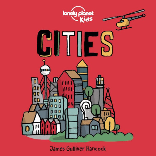 Cities by Lonely Planet Kids cover