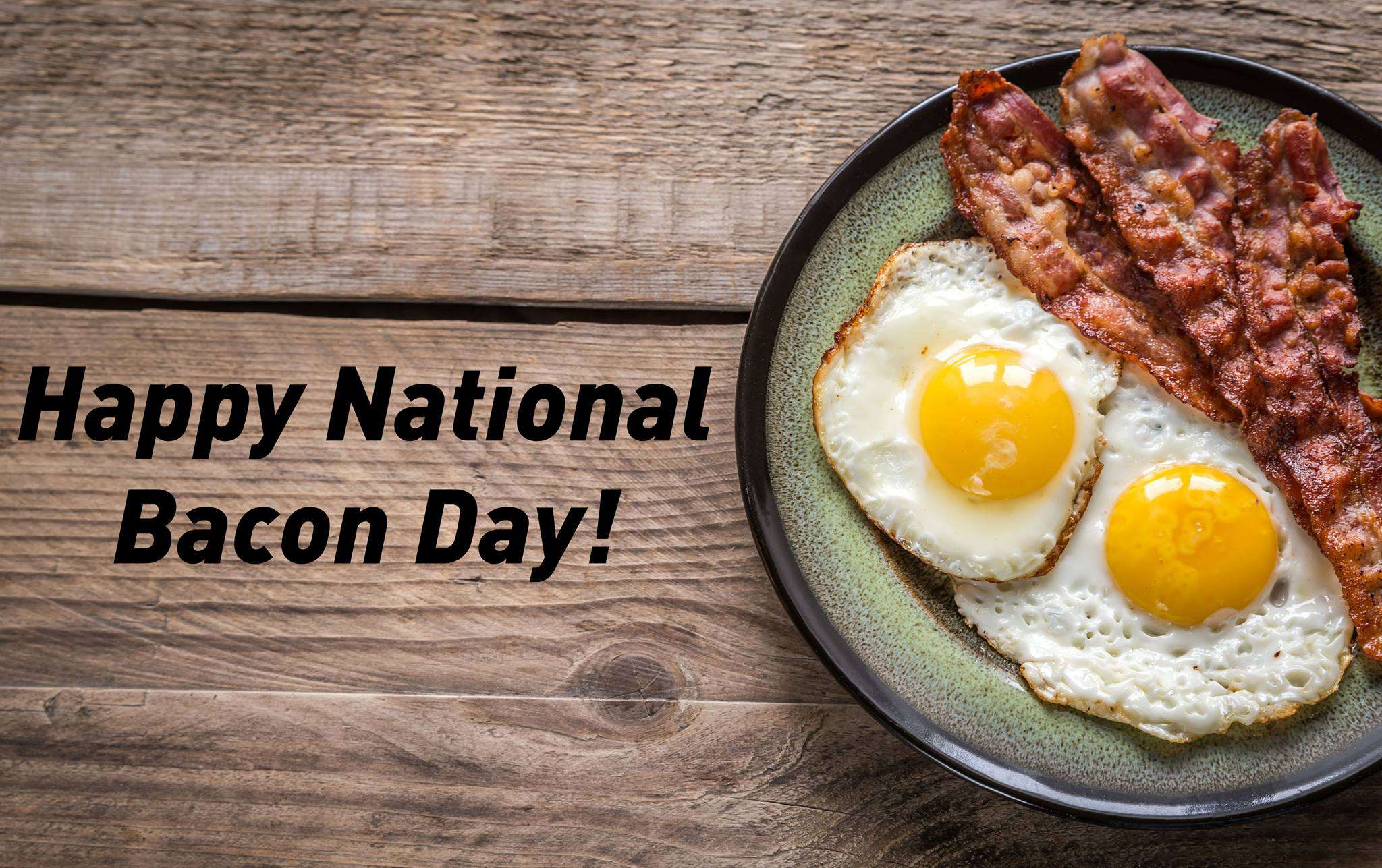 National Bacon Day Wishes for Whatsapp