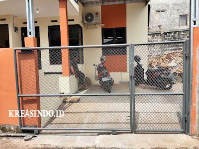 Buat Yuk Pintu Pagar Besi Expanded! Ini Dia Jasa Pintu Pagar Besi Plat Expanded Jakarta Berkualitas