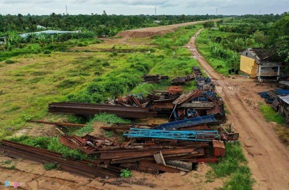 Cao tốc Trung Lương – Mỹ Thuận sau 10 năm khởi công 12