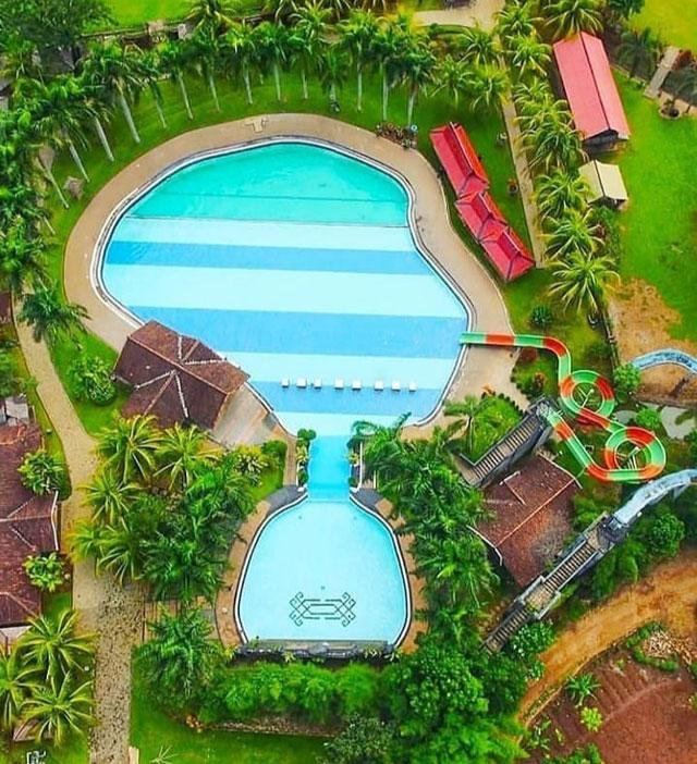 waterboom tabek indah resort