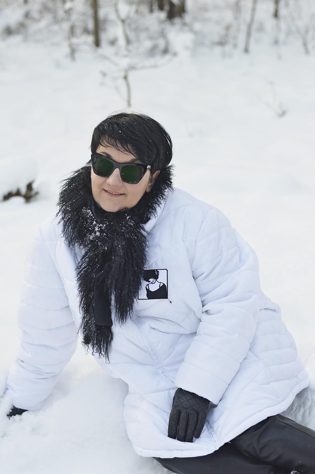 Kołderka na zimę