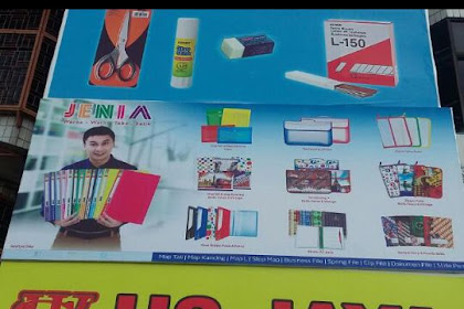 Lowongan HS Jaya Stationery Pekanbaru Januari 2021