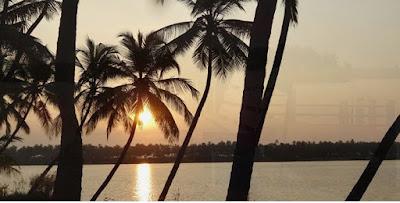 kavvayi backwater payyannur